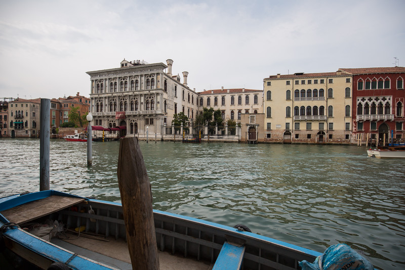 A view across the grand canal from Cima Rosa.