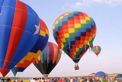 Hot Airballon Race