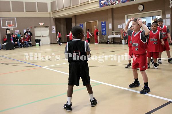 Upward Basketball Week 6 8:30 Game