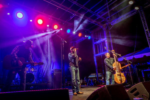Hurricane Florence Benefit Concert Highlights