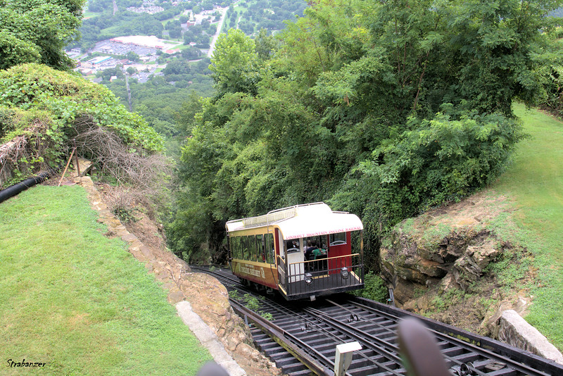 Lookout Mountain -- Incline Railway