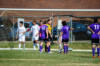 Box Elder v. Bonneville Boys Soccer 2015