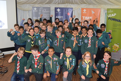 Chief Scout Awards  (June 2019)