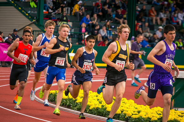 OSAA Track & Field Championships - Day 2, 2014