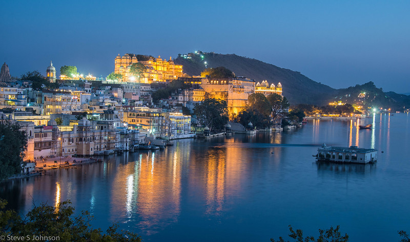 Udaipur, India, Venice of the East