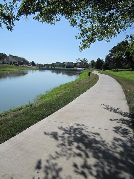 Nebraska: Friend Recreational Trail