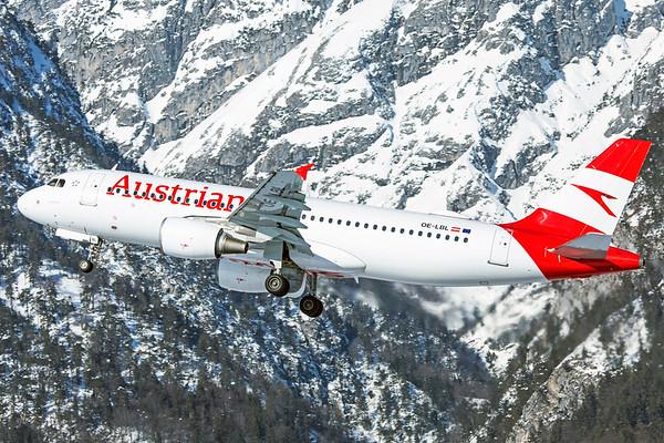 Innsbruck Kranebitten Airport - 2019