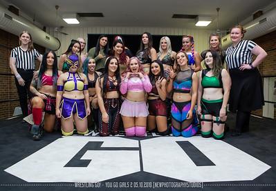 Wrestling Go! - You Go Girls 2 05.10.2019