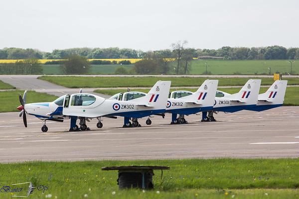 RAF Barkston Heath : Wednesday 9th May 2018
