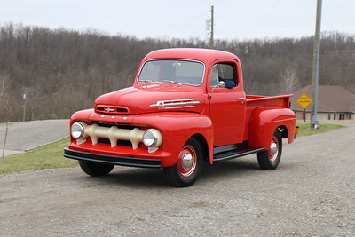 1952 Ford Pickup Restoration