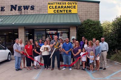 Mattress Guys Clearance Center RC, September 23, 2019