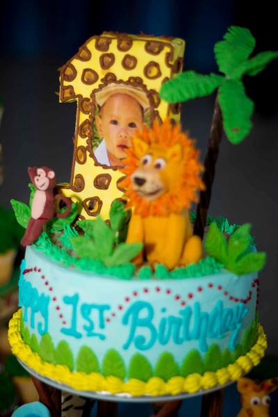 Jarod's 1st Birthday (Event Photos)