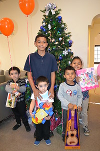 ChapCare Welcomes Kids, Families to Holiday Party