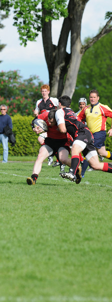 Saints Rugby - May 20th 2010 - Brocton Oval