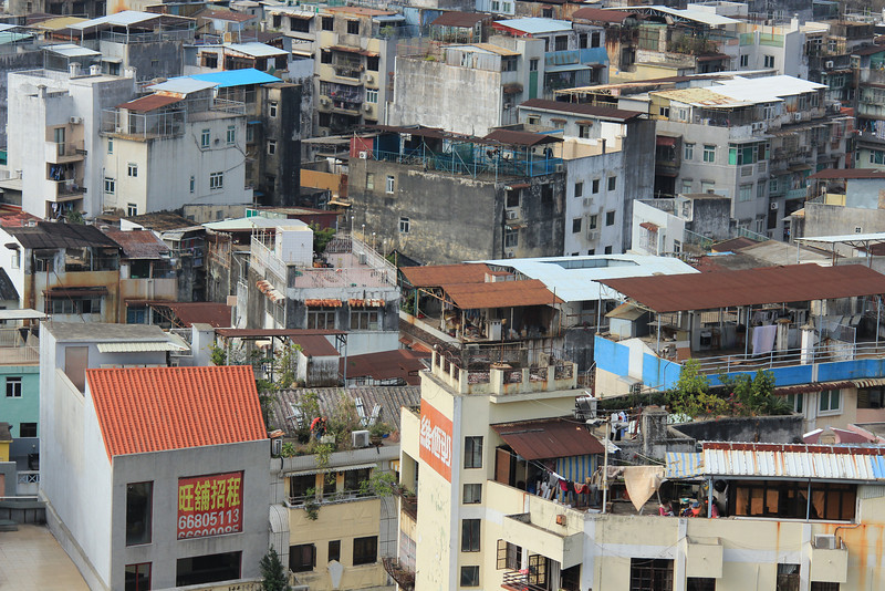Macau Old City
