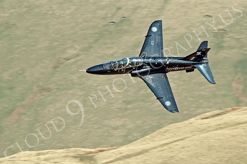 BAE Hawk 00102 BAE Hawk British RAF XX203 by Alasdair MacPhail.JPG