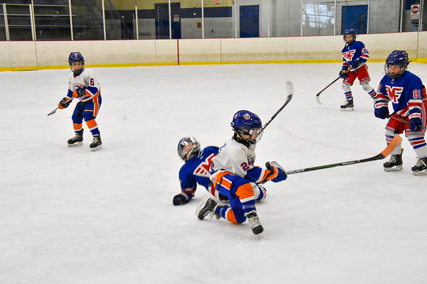 Islanders VS Mid Fairfield Jr Rangers AAA ( L 0-1) 2-29-20