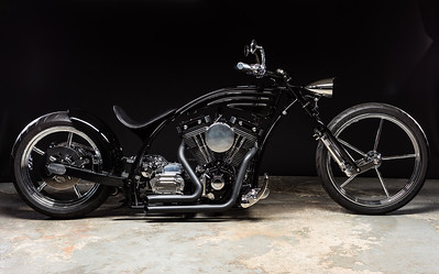 Curt, motorcycle build