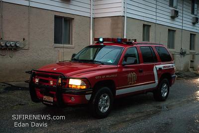 07/17/2018, Vehicle, Millville City, Cumberland County NJ, 800 Cedar St. Carlton House Apartments