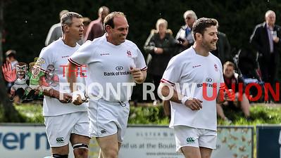 2019-05-25 Rugby Rocks Ulster Legends v Chris Henry Select