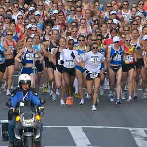 2008 Olympic Trials Women's Marathon