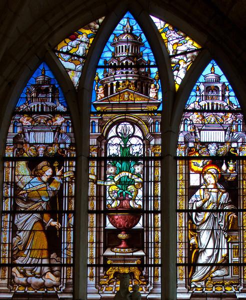 Bar-sur-Seine, The Annunciation