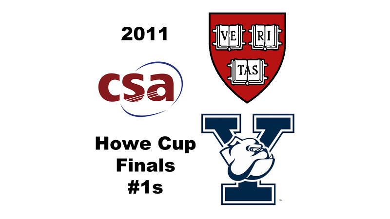 2011 College Squash Women's National Team Championships (Howe Cup) Videos