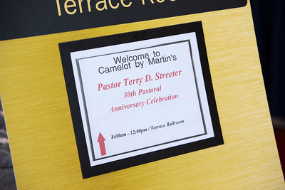 MPBC Pastors 30TH Anniversary