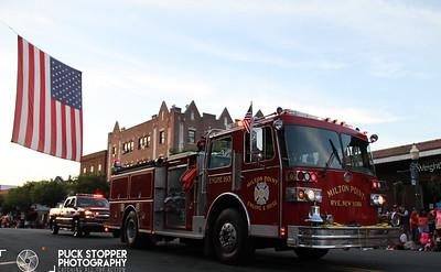 Parade - 2017 Mamaroneck Fireman's Parade, Mamaroneck, NY - 6/28/17