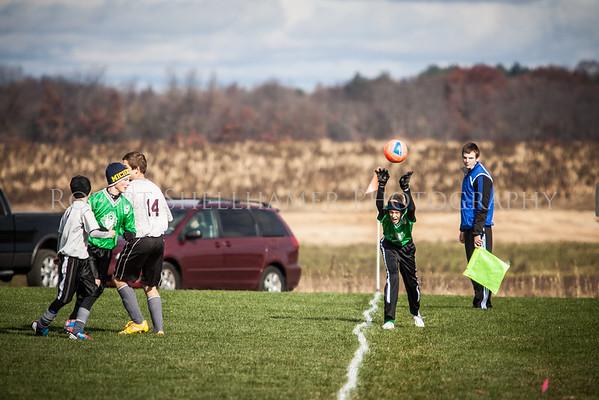 EYSA U15 Championship Game, November 2012