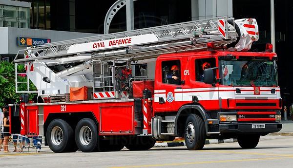 Singapore Fire Apparatus