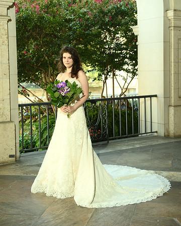 Bridal Portraits - Amy F