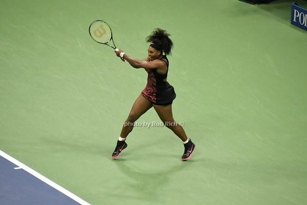 Serena Williams vs.Venus Williams US Open Tennis  9-8-5. photo by Rob Rich/SocietyAllure.com © 2015 robwayne1@aol.com 516-676-3939