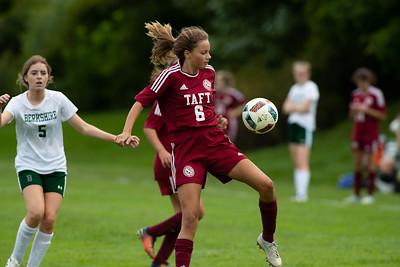 9/22/18: Girls' JV Soccer v Berkshire