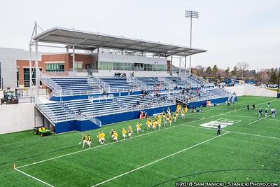 4-21-18 - Michigan Men's Lacrosse Vs Johns Hopkins (Senior Day)