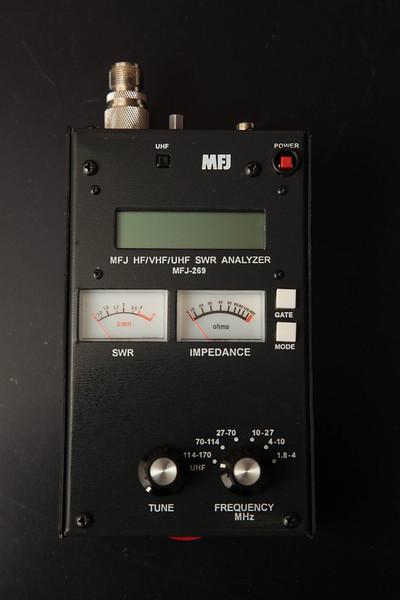 MFJ-269 SWR Analyzer