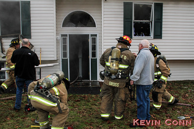 Structure Fire 70 Clinton Ave