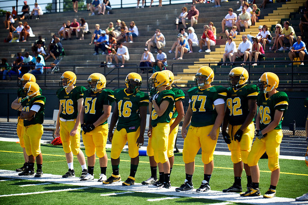 GREEN/GOLD GAME & FAMILY PICNIC, August 2010