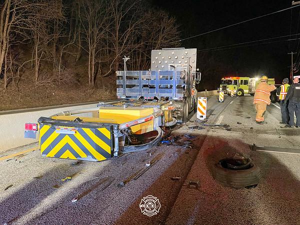 Route 82 - Auto Accident