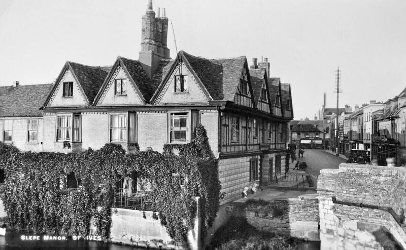 Slepe Manor, Bridge St