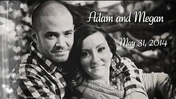 Adam and Megan