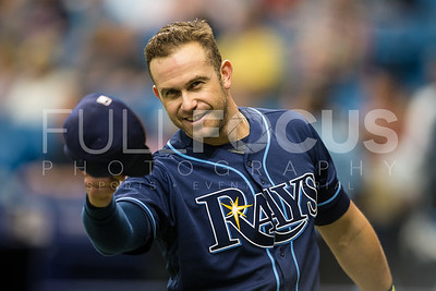 Tampa Bay Rays vs Indians 4/14