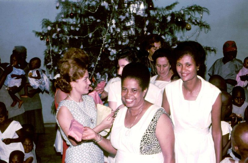Dundo pediatria Natal 1967