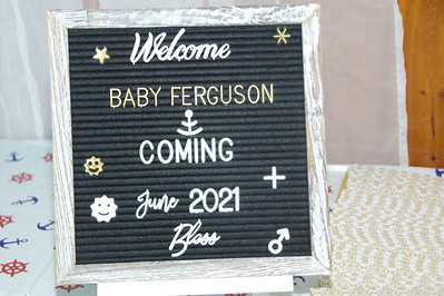 Baby Ferguson's Shower