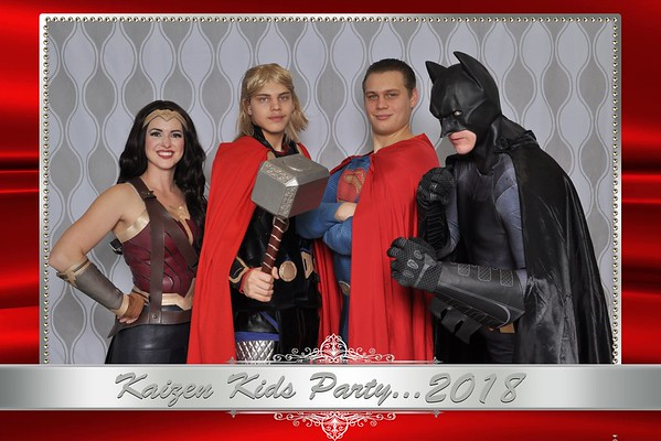 Kaizen Kids Party 2018