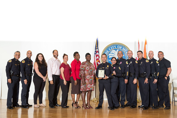 MPD Awards Ceremony 10-20-16