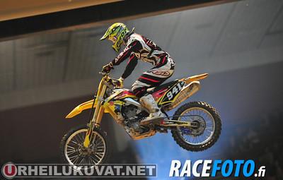 2013.1 Supercross messuhalli la 2.2.2013