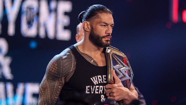 Roman Reigns - Digitals / SD Live 30 Oct, 2020