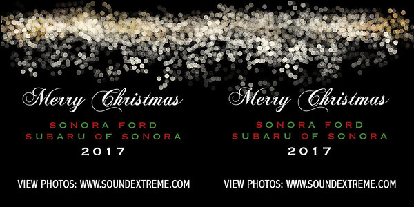 Sonora Ford/Subaru of Sonora Holiday Party 2017