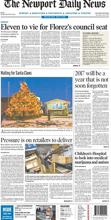 The Newport Daily News & The Mercury